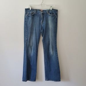 Lucky brand jeans  classic rider jeans 14/32